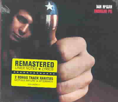 AMERICAN PIE BY MCLEAN,DON (CD)