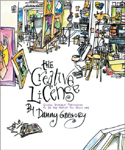 The Creative License By Gregory, Danny
